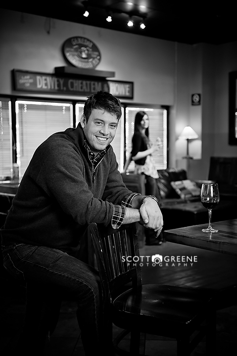 Scott Greene Photography, Gameday Pub