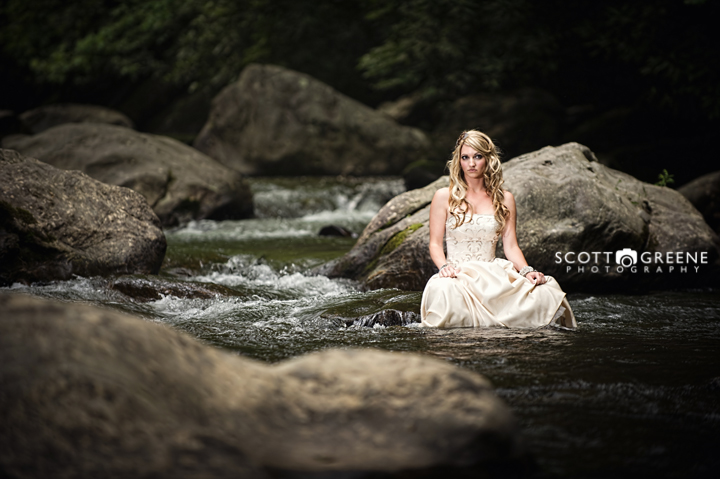 Trash the Dress Scott Greene Photography