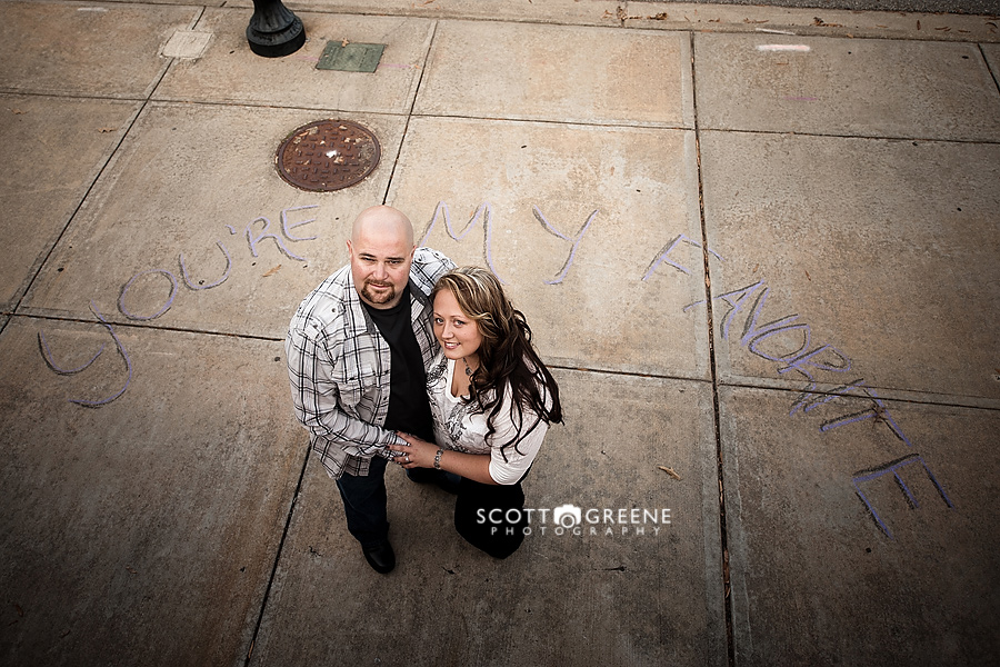 Scott Greene Engagement Photography