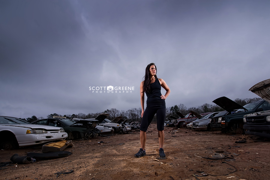 Anytime Fitness - Scott Greene Photography