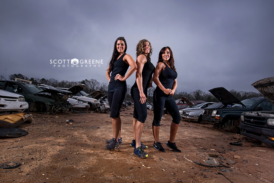 Anytime Fitness - Scott Greene Photography