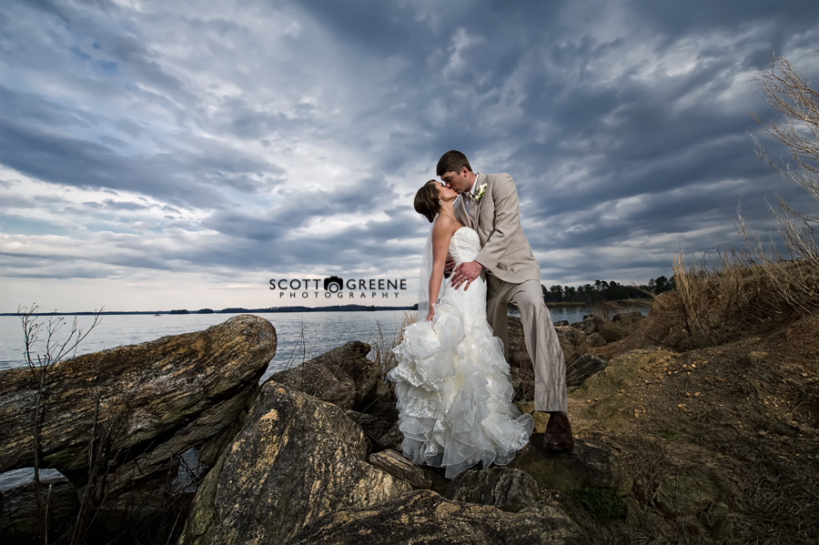 Lake Lanier Resort Wedding