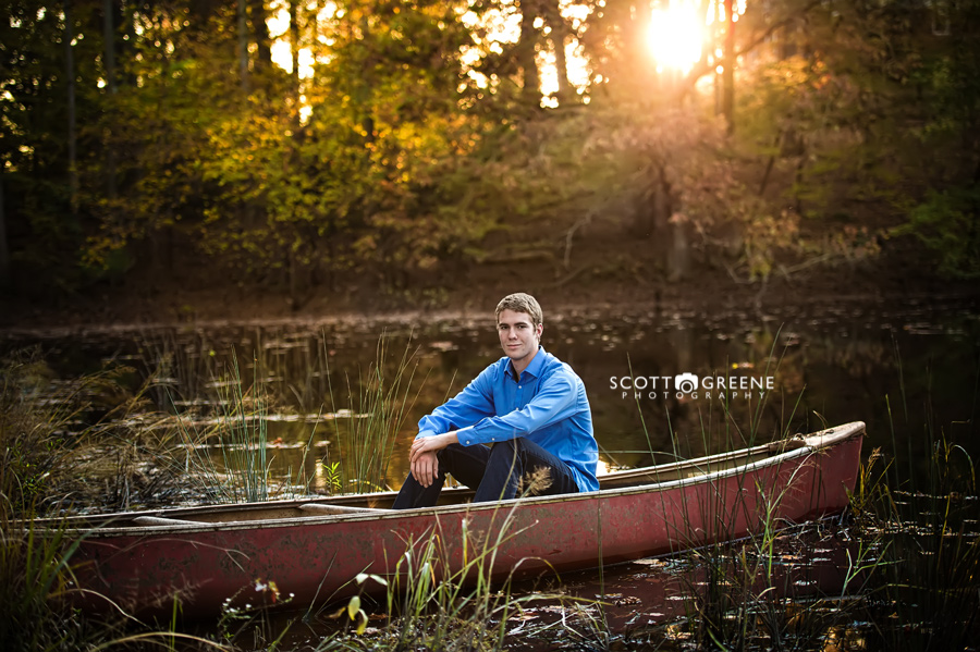 scott greene senior photography